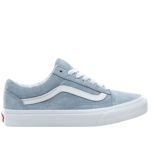 Vans Old Skool Suede Blue Fog/True White