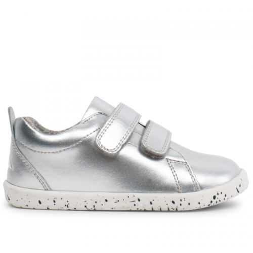 Bobux I-Walk Grass Court Waterproof Silver