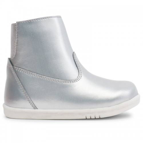Bobux I-Walk Paddington Waterproof Silver