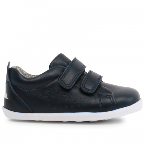 Bobux Step Up Grass Court Casual Navy