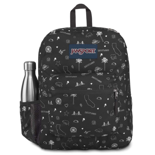 JanSport Cross Town - California Icon