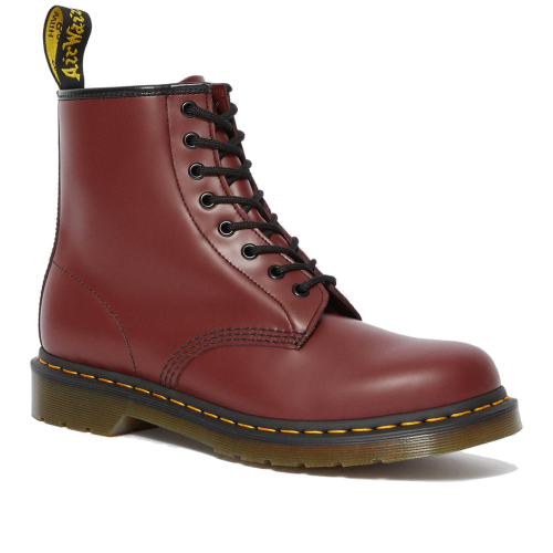 Dr Martens Delaney Cherry Red Rouge