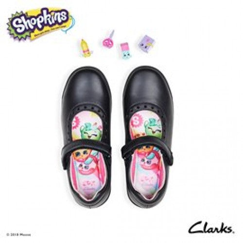 Clarks x Shopkins Bloom