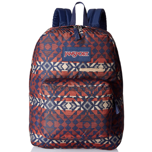 Jansport DigiBreak - Burnt Henna Abstract Angles