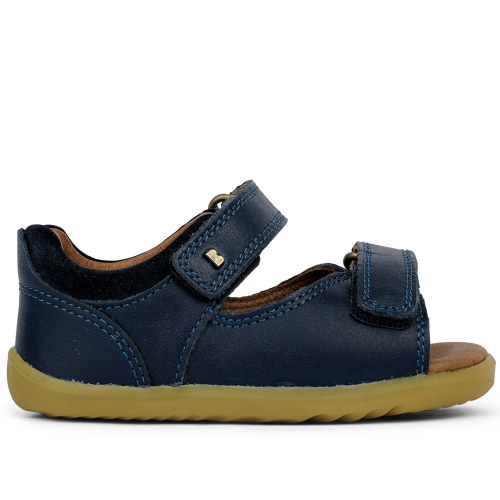 Bobux Step Up Driftwood Navy / Navy