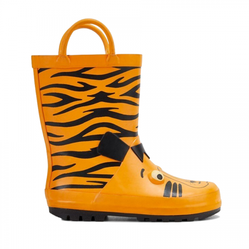 Grosby Jellies Gumboots Tiger