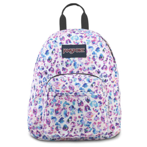 JanSport Half Pint - Leopard Dots