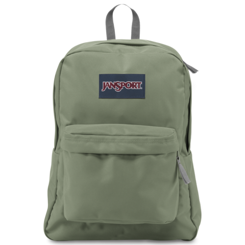 JanSport SuperBreak - Muted Green