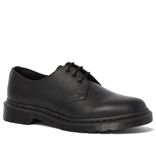 Dr Martens 1461 Mono Black Smooth