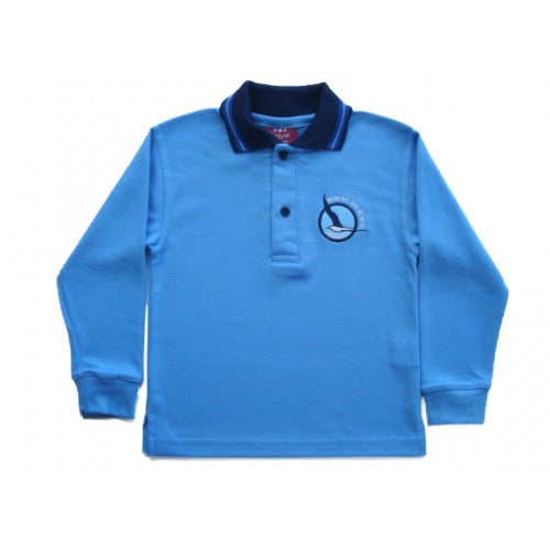 Murrays Bay Long Sleeve Polo