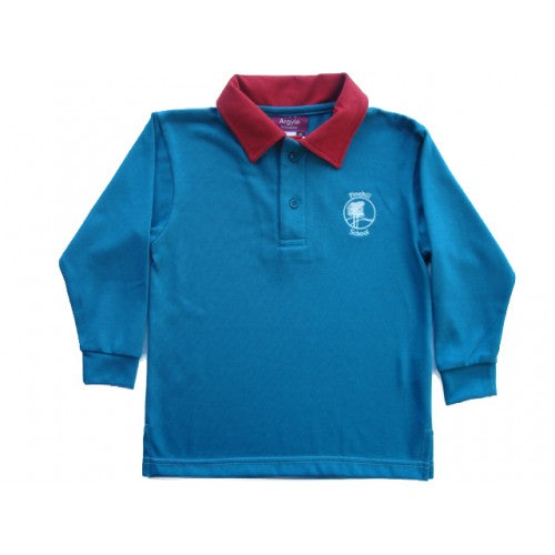 Pinehill Long Sleeve Polo