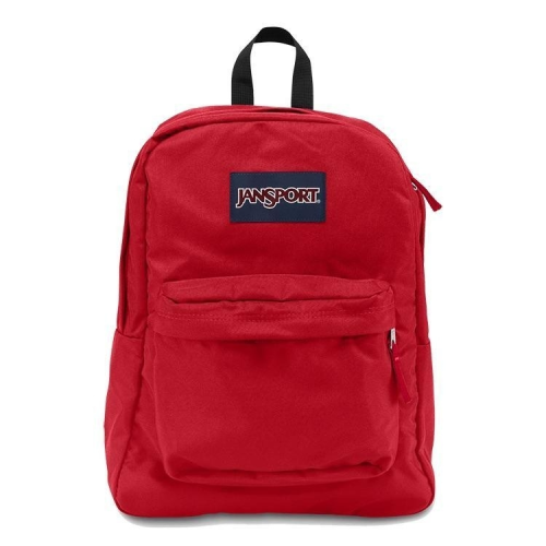JanSport SuperBreak - Red Tape