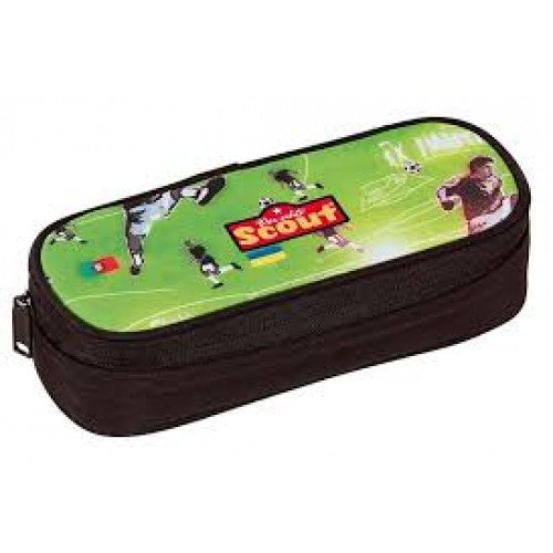 Scout Pencil Case - Soccer Champions