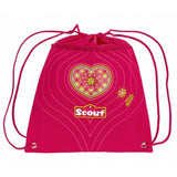 Scout Swimming Bag - Pink Heart