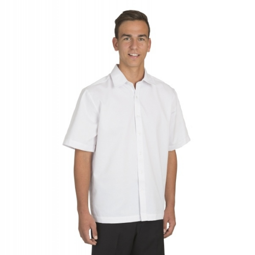 Rangitoto College Senior Boys Short Sleeve Shirt
