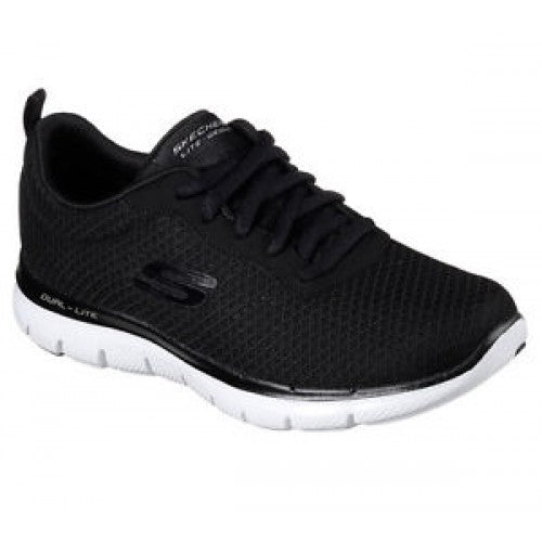 Skechers Flex Appeal 2.0 - Newsmaker Black/White