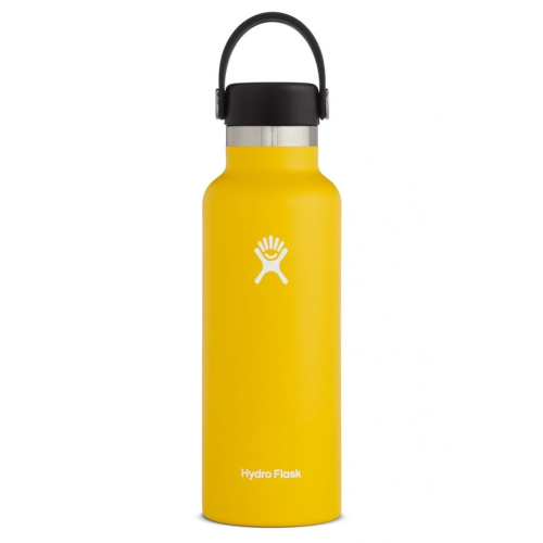 Hydro Flask Standard Mouth 18oz Sunflower