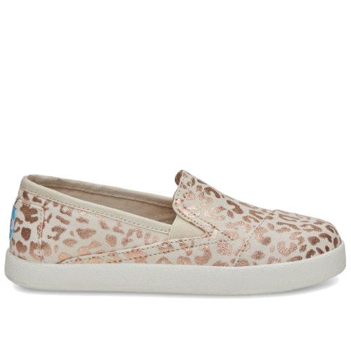 Toms Avalon Natural Cheetah Foil