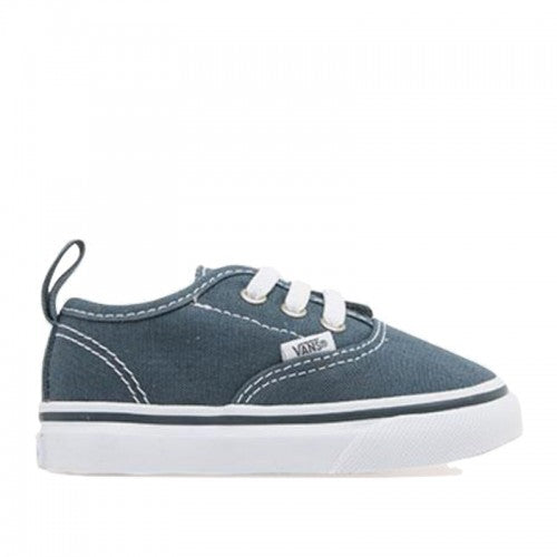 Vans Authentic V Lace Dark Slate / True White (Toddlers)