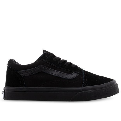 Vans Old Skool Black / Black Youth