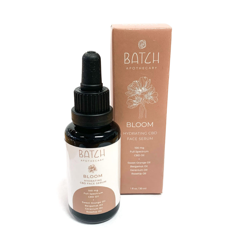 Bloom Face Serum