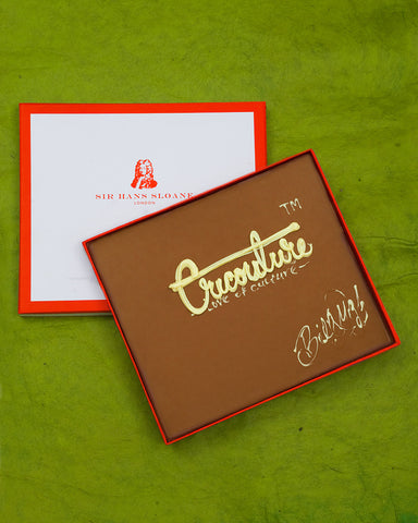 Ericouture dark chocolate tablet: Taste a bit of culture