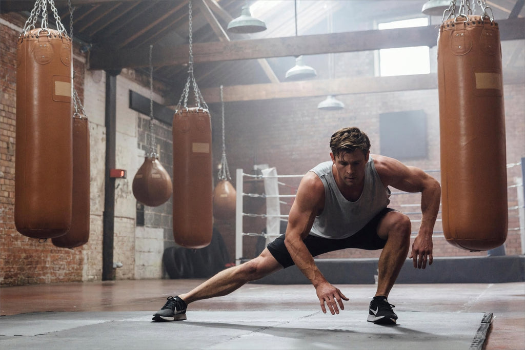 Chris Hemsworth Centr Nike Training Club The Best Home Workout And Fitness Apps