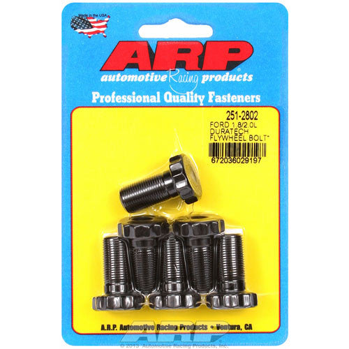 ARP Ford 1.8 & 2.0L Duratec flywheel bolt kit
