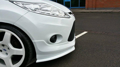 Zunsport Ford Fiesta MK7 - Full Lower Grille
