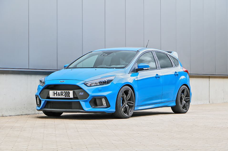 Focus MK3 RS H&R lowering springs