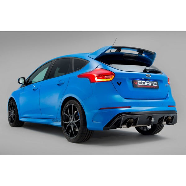 Ford Focus RS MK3 - Sports Cat Front Pipe Section