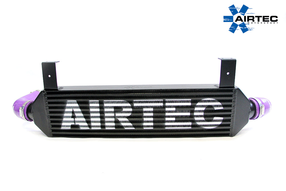 Intercooler Upgrade for Mk6 Fiesta 1.6 TDCi