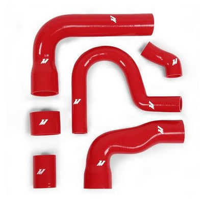 Mishimoto Focus RS mk2 Red Silicone Turbo Hoses