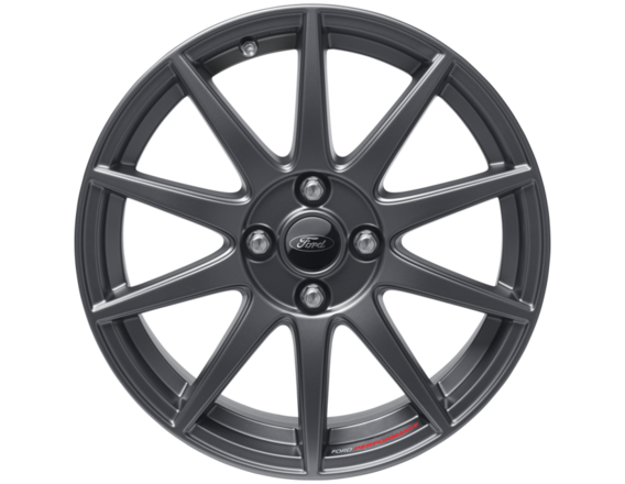 "Ford Performance 18"" lightweight alloy wheel"