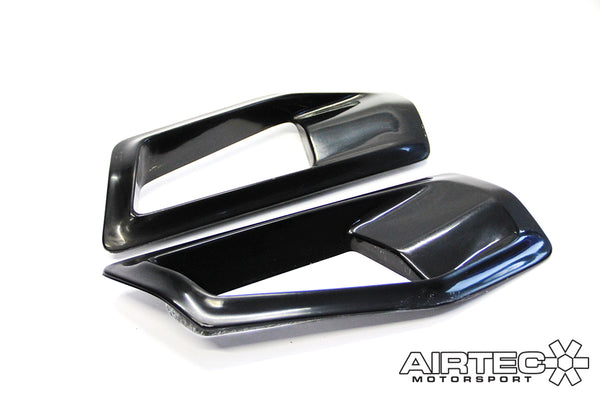 WRC Style Bonnet Vents for Focus ST250 FACELIFT