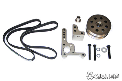 AIRTEC Motorsport Air-Con Delete Kit for Mk2 Focus STRS & Volvo C30 T5
