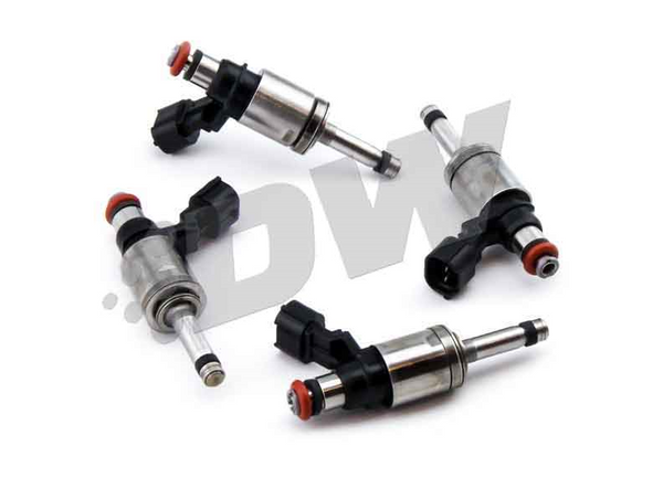 DeatschWerks set of 4 injectors 1700cc/min - suitable for 2.0/2.3 ecoboost