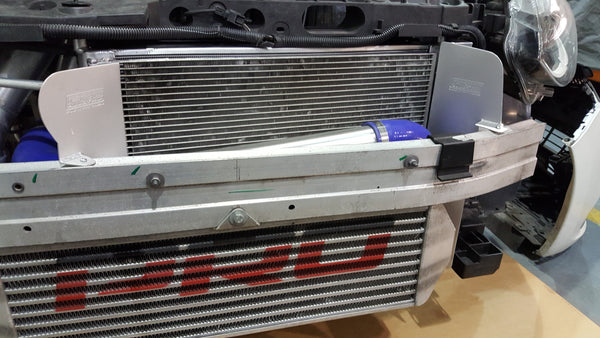 Renault Clio MK4 RS Radiator Upgrade