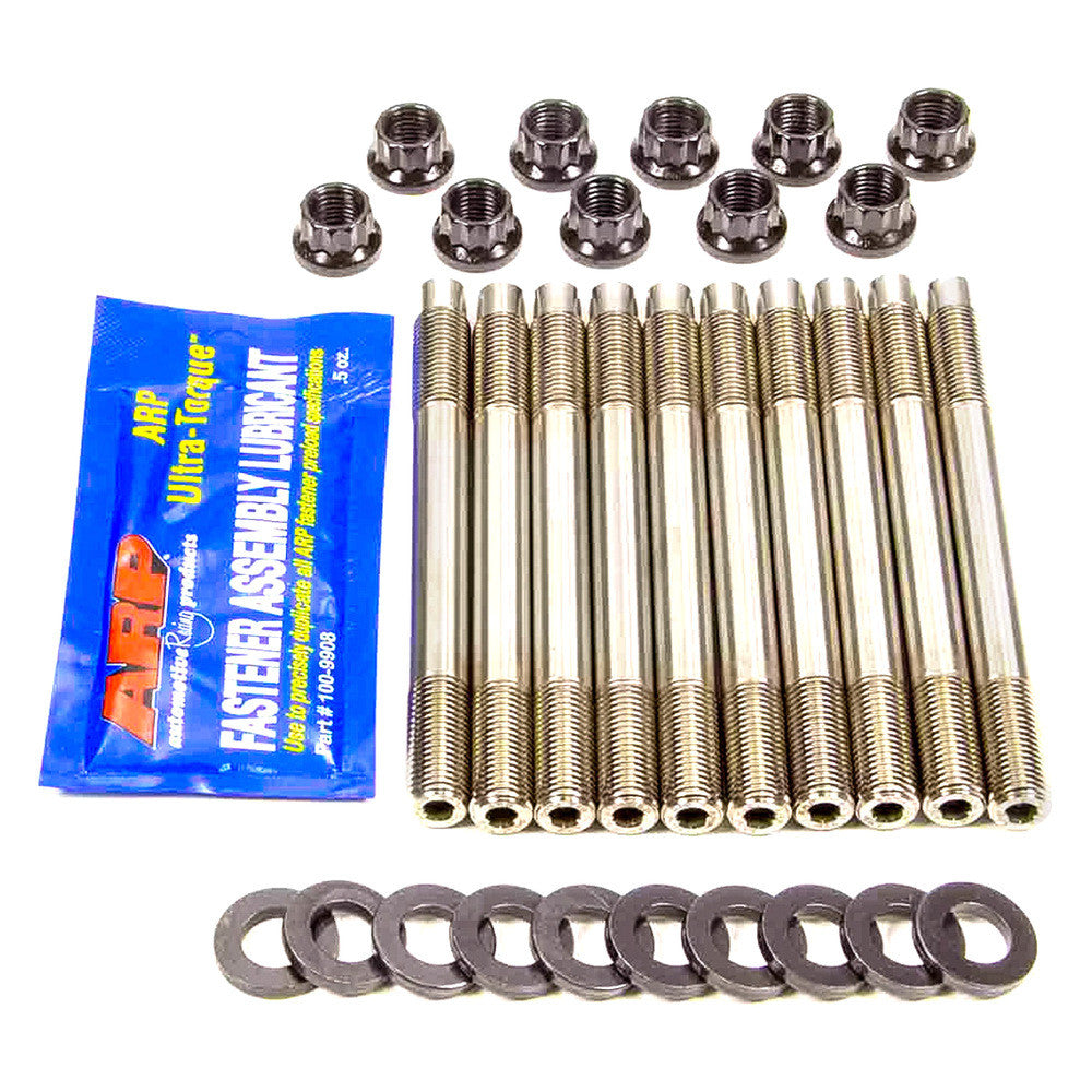 ARP Mitsubishi 4G63 '94& up M11 head stud kit