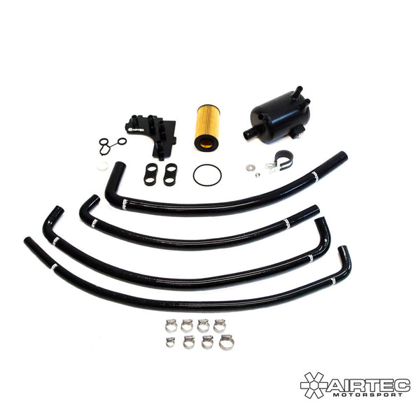 AIRTEC Motorsport Complete Oil Breather Kit for Focus Mk2 ST & RS