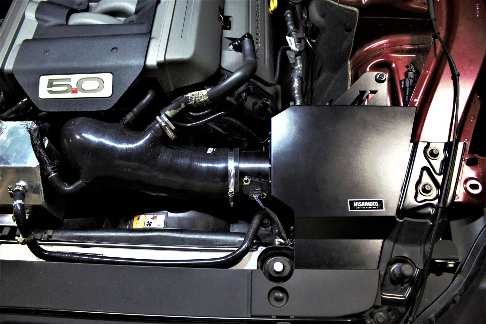 Ford Mustang GT Performance Air Intake