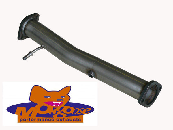 Focus RS Mk2 Mongoose De Cat with 3 inch (76mm) pipework