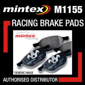 Mintex M1155 front race brake pads - Fiesta mk6 not inc ST