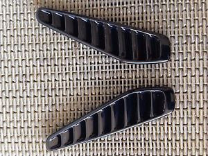 Fiesta RS turbo style bonnet vents