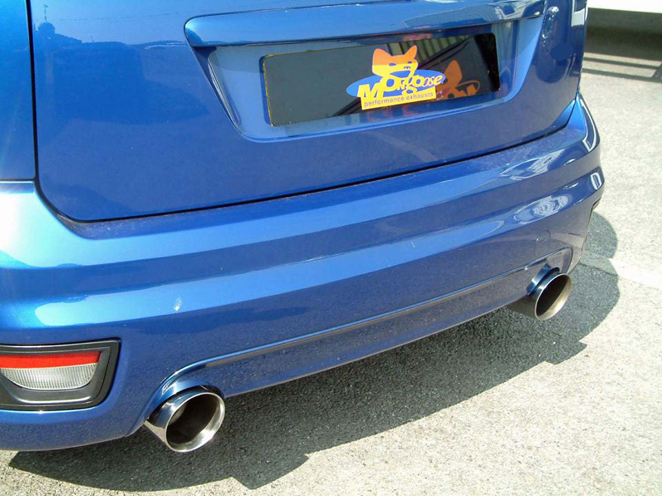 Focus ST Mk2 Mongoose Section 59 rear section only