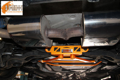 SUMMIT Focus Mk2 RS & ST Lower rear 4 point 2 subframe X brace