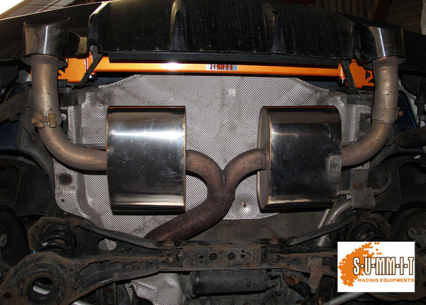SUMMIT Focus Mk2 RS & ST Lower rear bumper chassis connecting brace