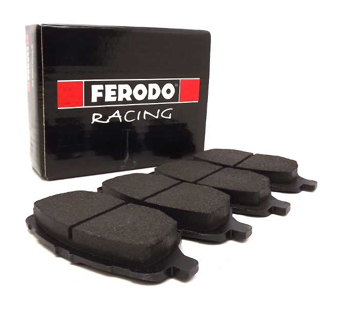 Ferodo Racing DS2500 Rear Brake Pad Set - Fiesta mk8 ST200