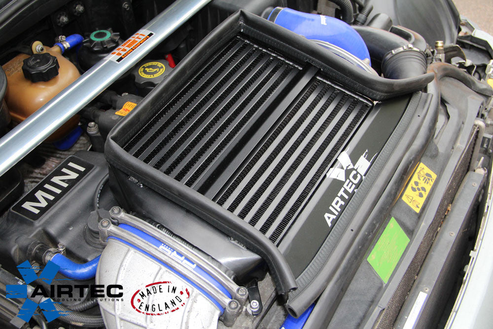Mini Cooper S R53 Top Mount Intercooler Upgrade Sico Developments