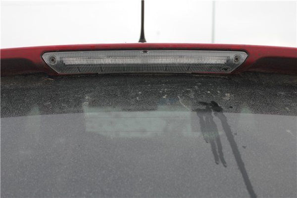 Fiesta MK7 clear spoiler brake light